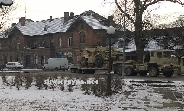 Amerykańska armia w Polsce