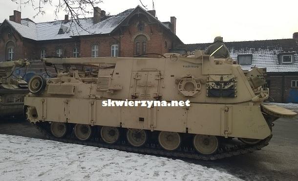 Amerykańska armia w Polsce polska
